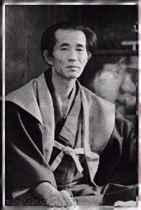 Master Shigeru Egami Succeded Master Funakoshi as head of Shotokan.
